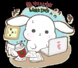 Momomochi Bunny Party sticker #9259434
