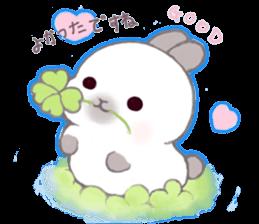Momomochi Bunny Party sticker #9259437