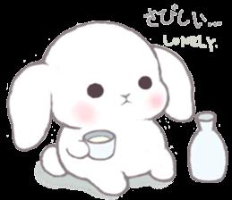 Momomochi Bunny Party sticker #9259439