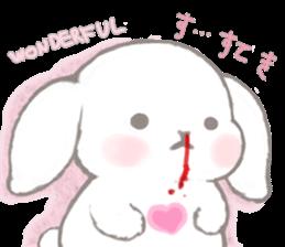 Momomochi Bunny Party sticker #9259447