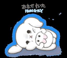 Momomochi Bunny Party sticker #9259448