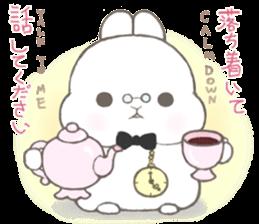 Momomochi Bunny Party sticker #9259450
