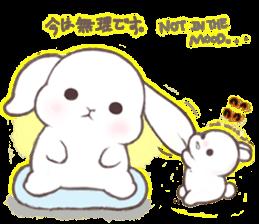 Momomochi Bunny Party sticker #9259451