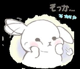 Momomochi Bunny Party sticker #9259453