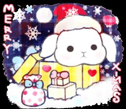 Momomochi Bunny Party sticker #9259454
