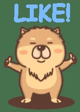 Chow Chow sticker #9261576