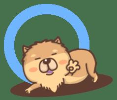 Chow Chow sticker #9261580