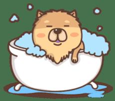 Chow Chow sticker #9261582