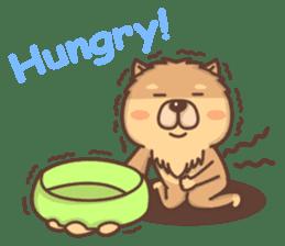 Chow Chow sticker #9261584