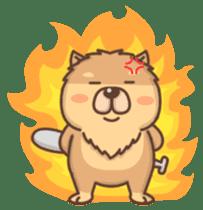 Chow Chow sticker #9261593