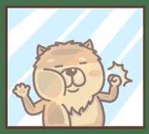 Chow Chow sticker #9261599
