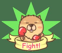 Chow Chow sticker #9261600