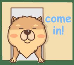 Chow Chow sticker #9261602