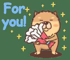 Chow Chow sticker #9261606