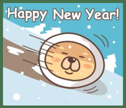 Chow Chow sticker #9261607