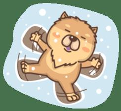 Chow Chow sticker #9261609