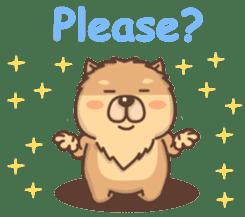 Chow Chow sticker #9261612