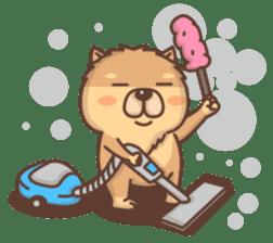 Chow Chow sticker #9261615