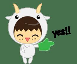 Pee Mamae sticker #9265257