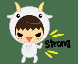 Pee Mamae sticker #9265260