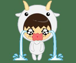 Pee Mamae sticker #9265268