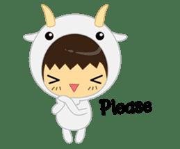 Pee Mamae sticker #9265273