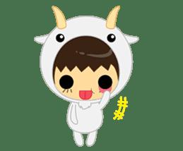 Pee Mamae sticker #9265274