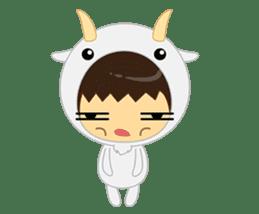 Pee Mamae sticker #9265277