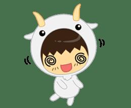 Pee Mamae sticker #9265279