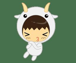Pee Mamae sticker #9265280