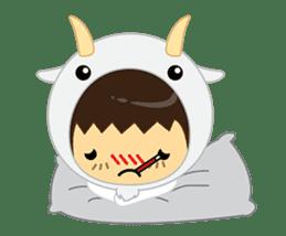 Pee Mamae sticker #9265283