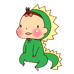 Babyannedinosaur