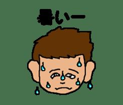 Shiba inu MOMO chan the third as well 12 sticker #9269437
