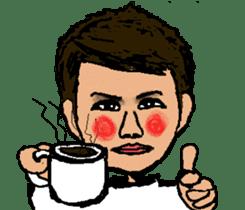 Shiba inu MOMO chan the third as well 12 sticker #9269455