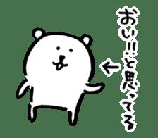 joke bear4 sticker #9269919