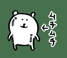 joke bear4 sticker #9269940