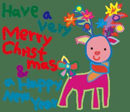 greetings, celebration ,thanks.by uenoai sticker #9281160