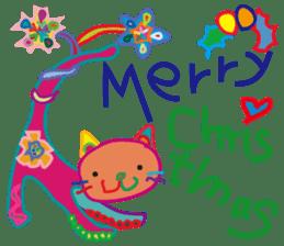 greetings, celebration ,thanks.by uenoai sticker #9281161