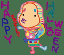 greetings, celebration ,thanks.by uenoai sticker #9281167