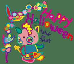 greetings, celebration ,thanks.by uenoai sticker #9281168