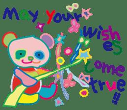 greetings, celebration ,thanks.by uenoai sticker #9281171
