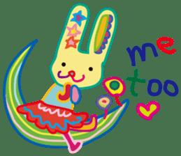 greetings, celebration ,thanks.by uenoai sticker #9281173