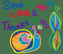 greetings, celebration ,thanks.by uenoai sticker #9281181