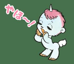 UNICO 1 sticker #9283904