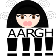 Akemi Daily sticker #9290981