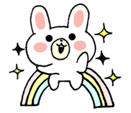 Rabbit Party Rock sticker #9291117