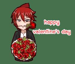 vampire in love (EN) sticker #9294318