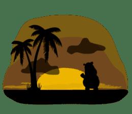 Wala the Hippo sticker #9295758