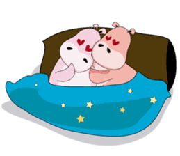 Wala the Hippo sticker #9295767