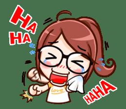 "yoko Sister""2"" sticker #9304304"
